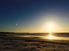 Evening at Asilomar Beach